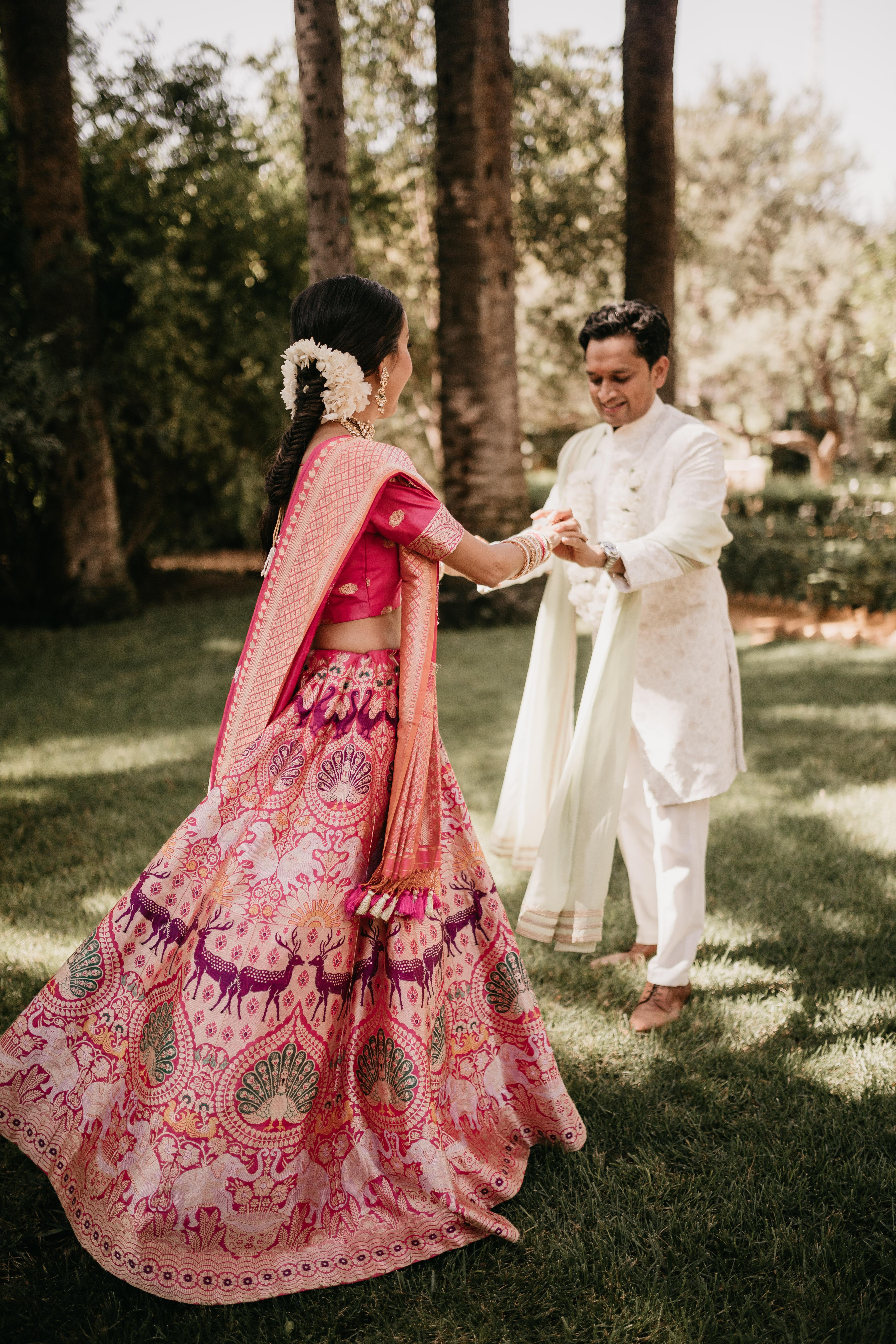La boda india de Natalia y Pallave