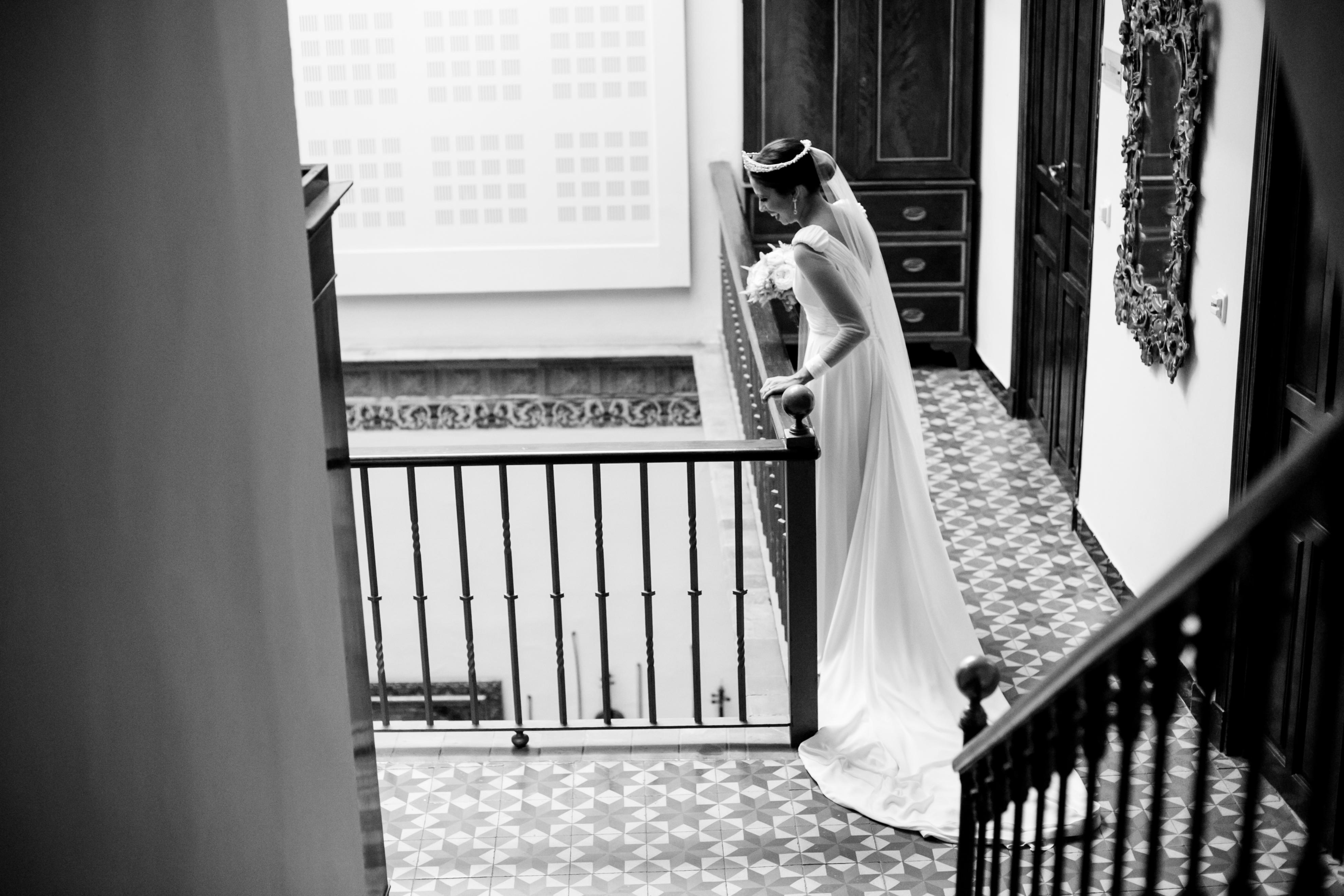 La boda de Giulia y Javier