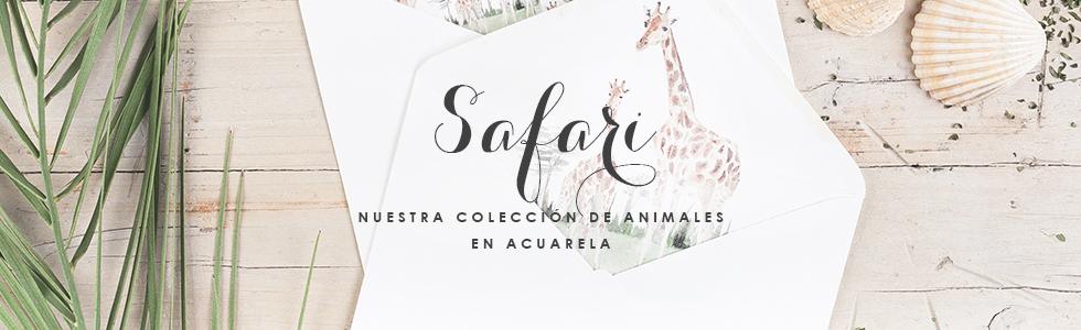 Colección Safari - Micrapel Bodas