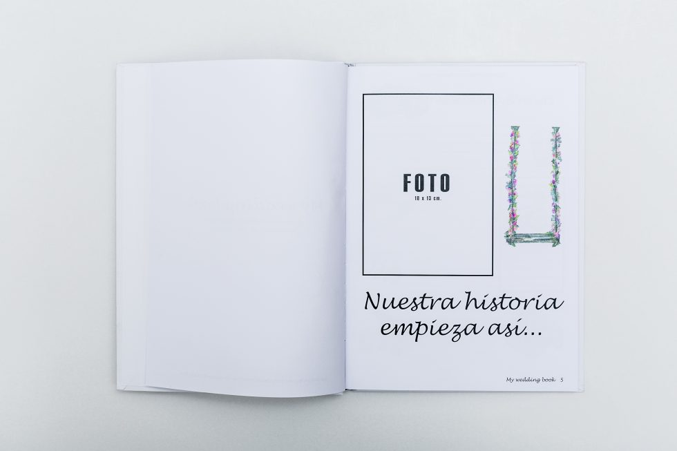 My wedding book 2