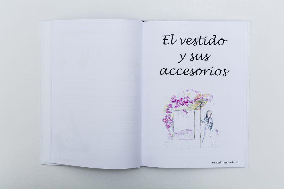 My wedding book 3