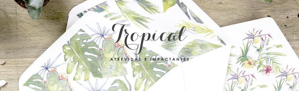 Colección Tropical - Micrapel Bodas