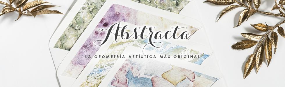 Colección Abstracta - Micrapel Bodas